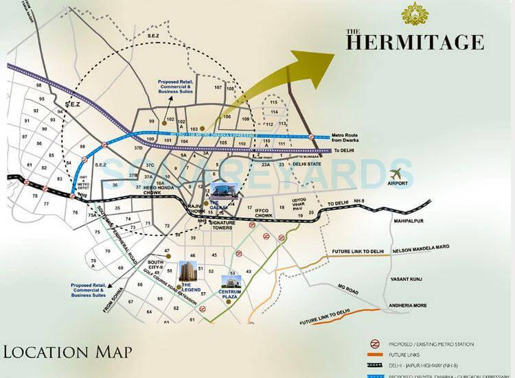 satya the hermitage location image1