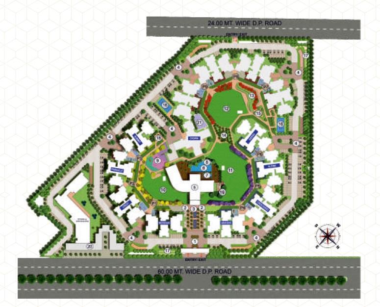 shapoorji pallonji joyville phase 2 master plan image14