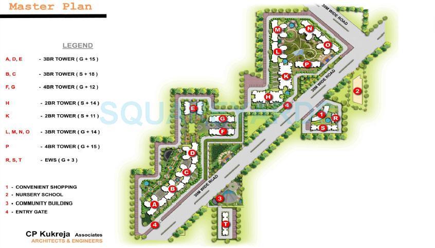 sidhartha estella master plan image1