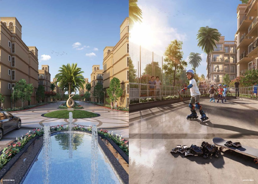 signature global park 4 and 5 project amenities features2