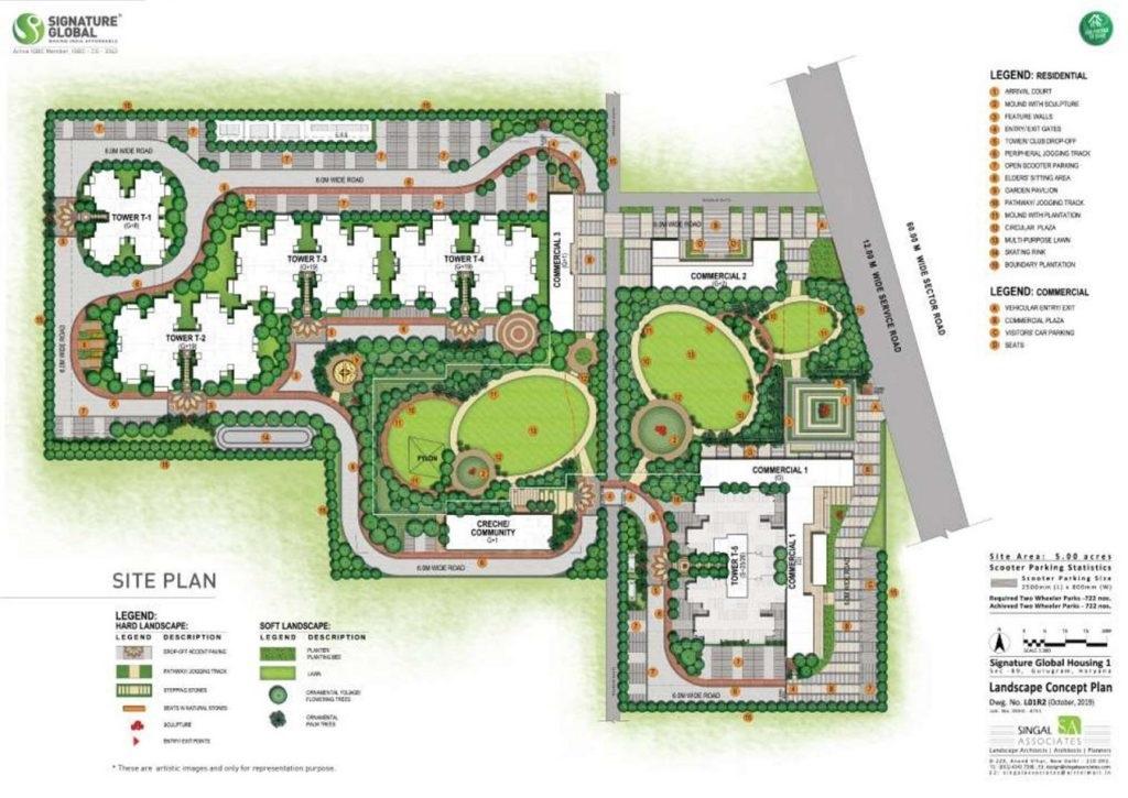 signature global proxima master plan image3