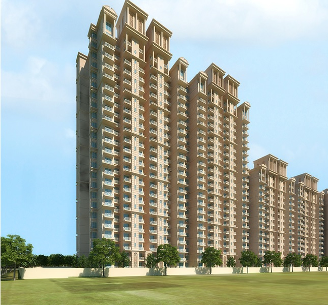 signature global the millennia phase 1 tower view5