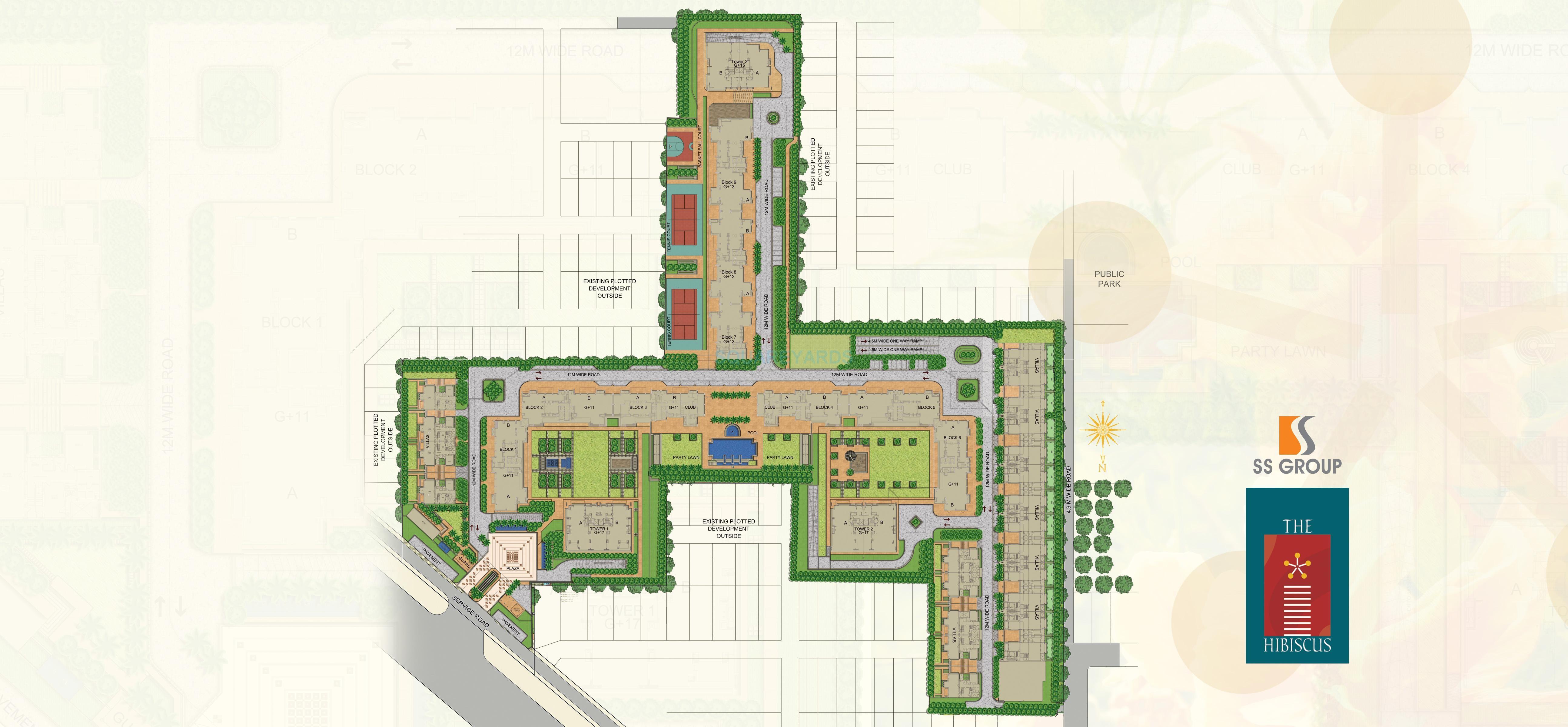 ss hibiscus master plan image3