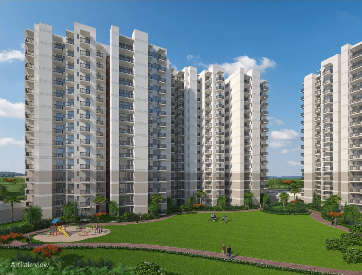suncity avenue 76 project tower view6
