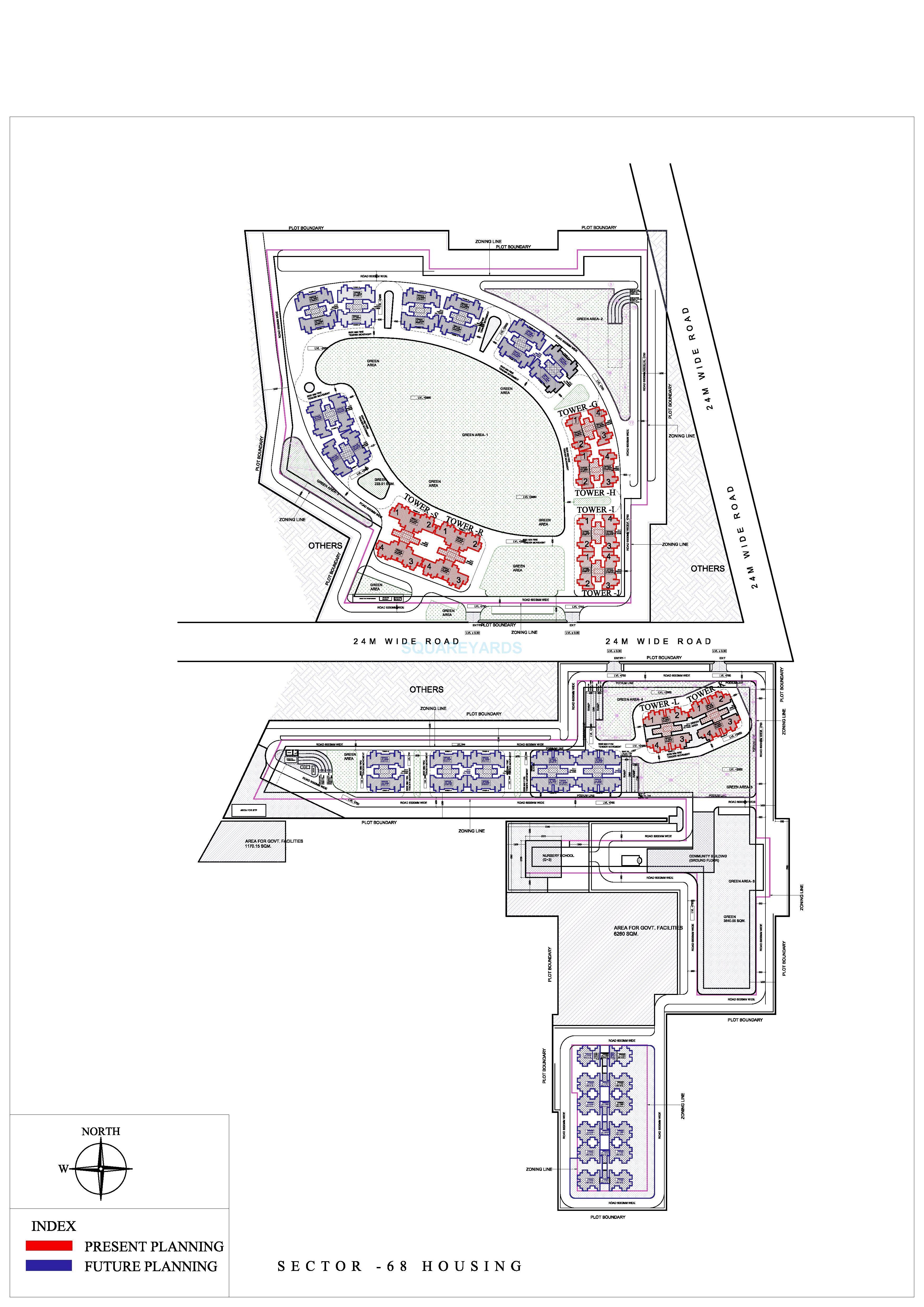 supertech hues master plan image1