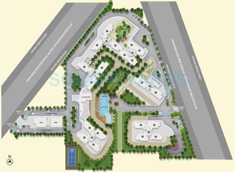 tata housing gurgaon gateway specification1