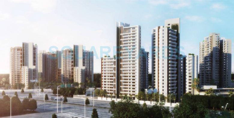 tata housing gurgaon gateway tower view1