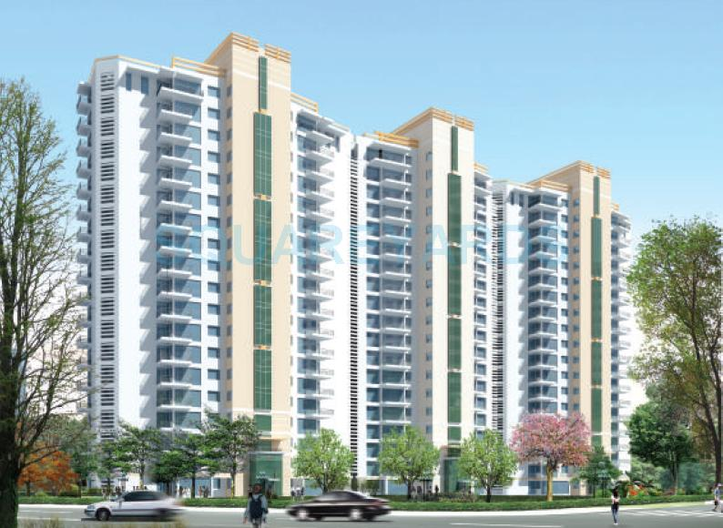 unitech harmony tower view1