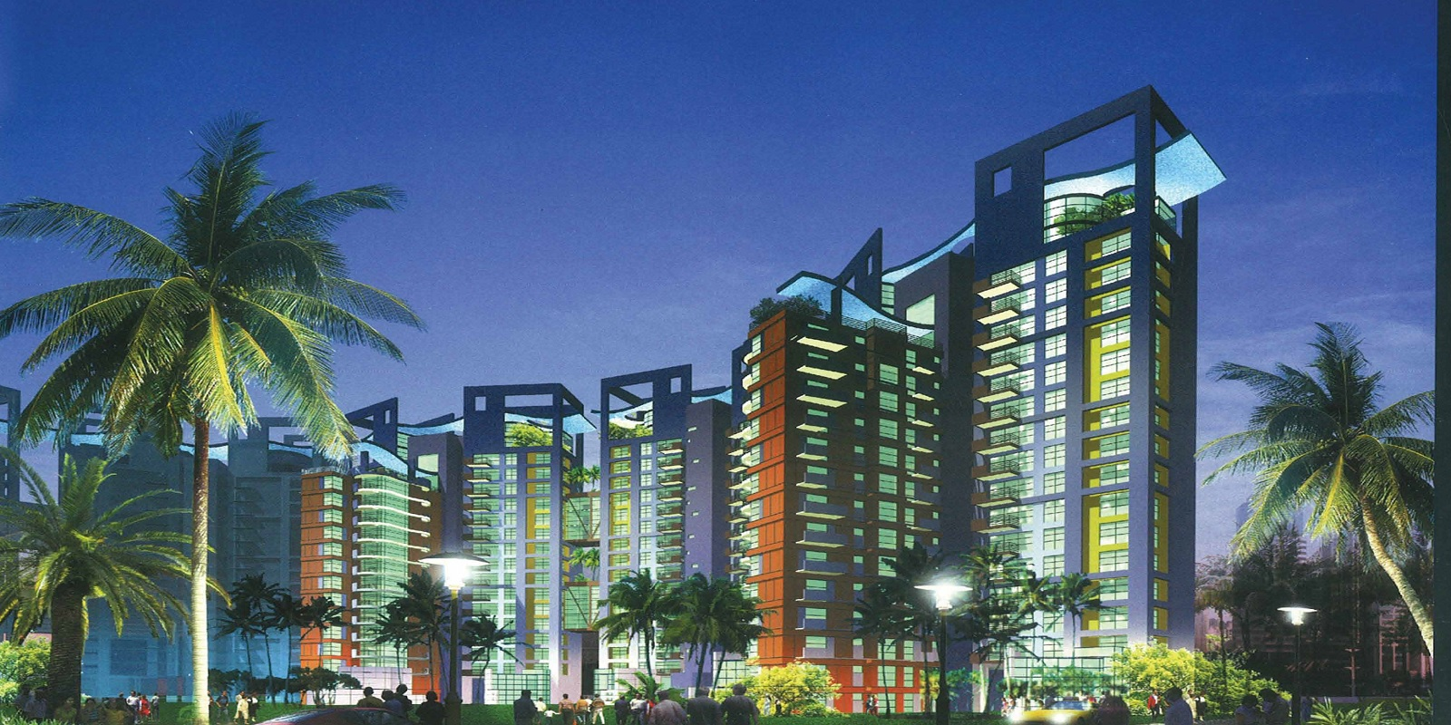 unitech the close north project large image2