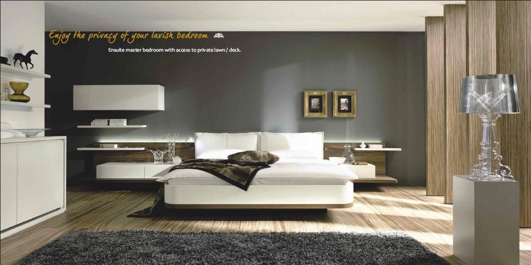 unitech uniworld resorts the residences apartment interiors9