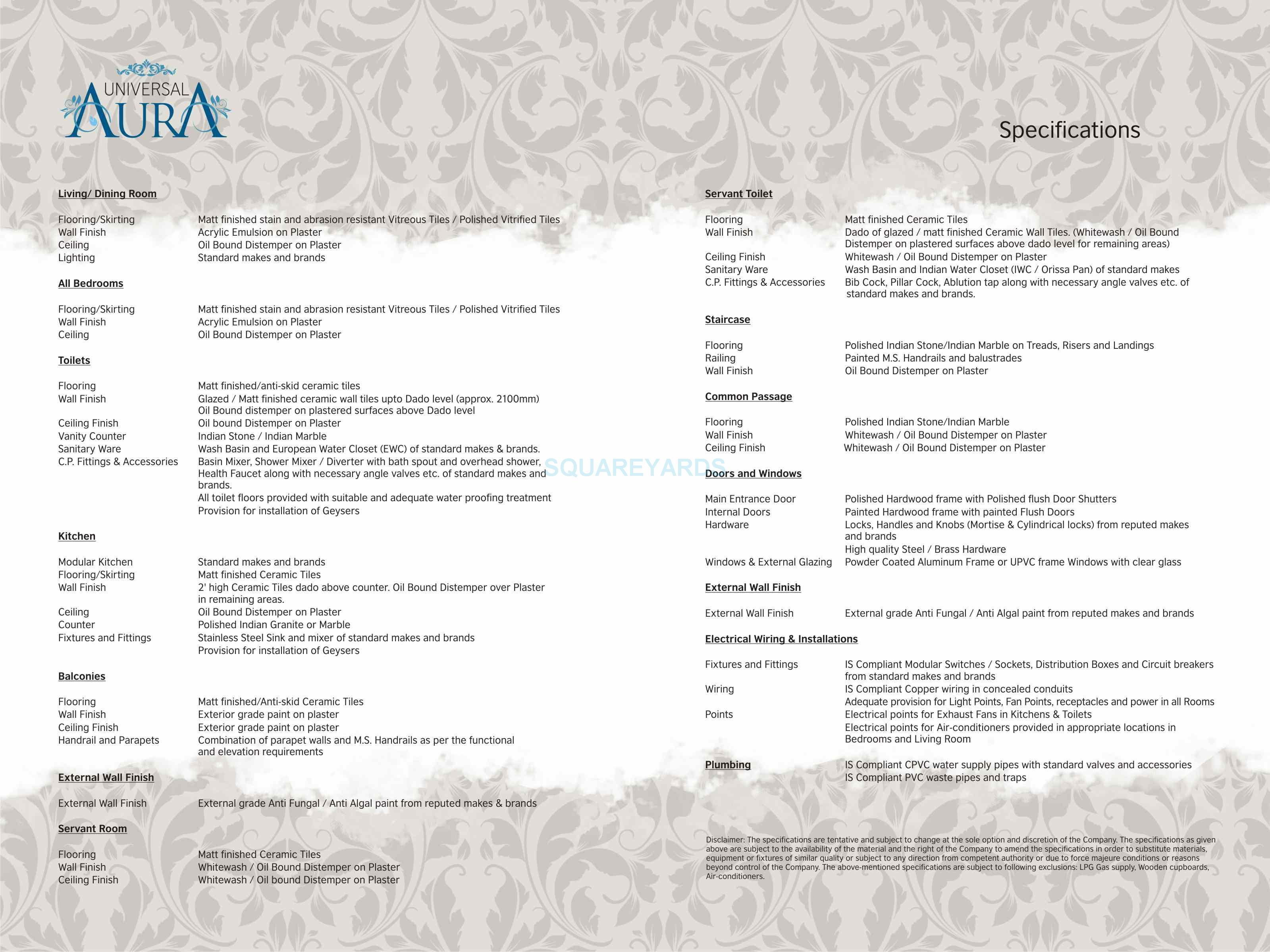 universal aura specification1