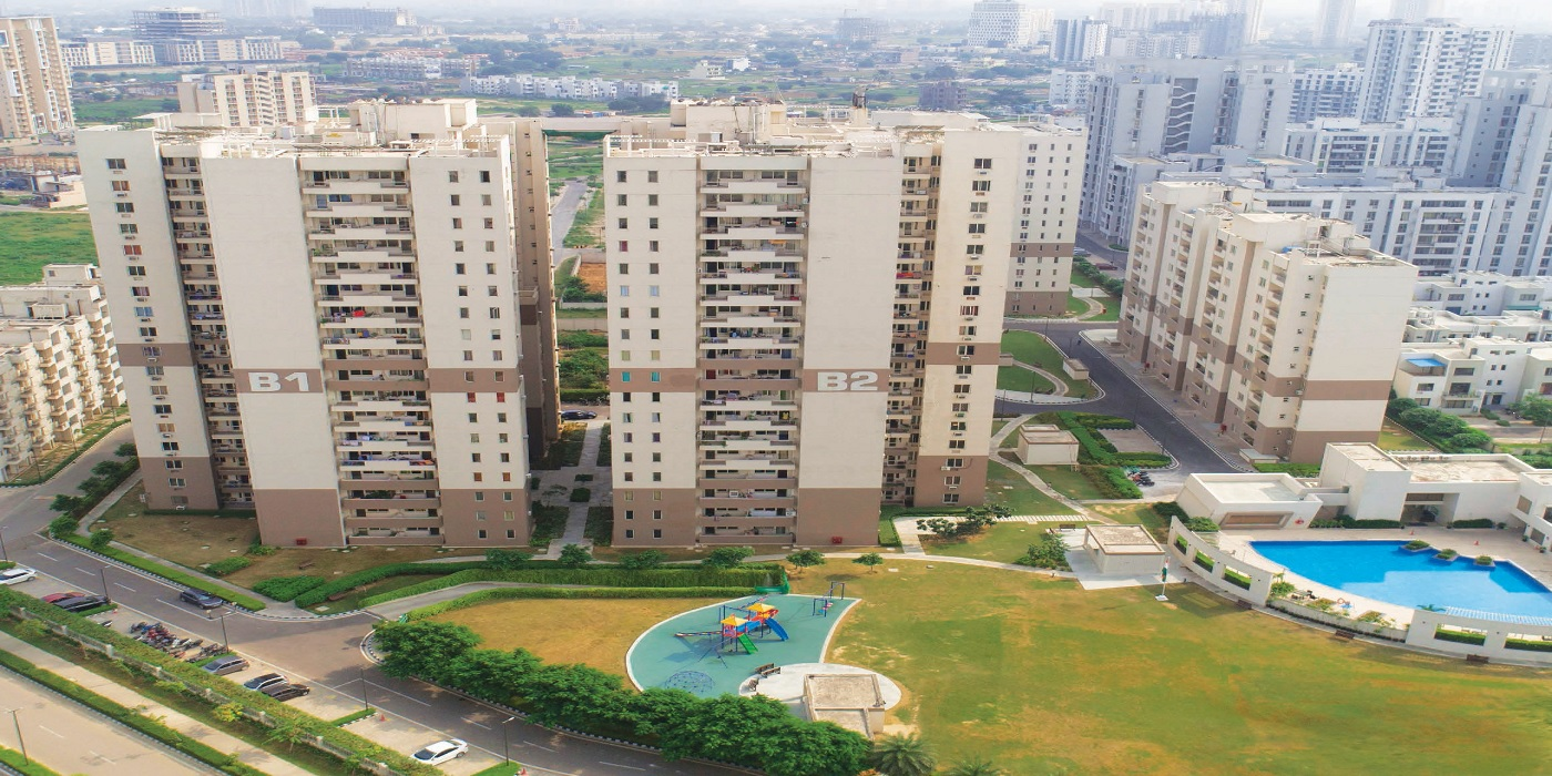 vatika gurgaon 21 tower view8