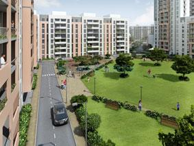 vatika lifestyle homes tower view1