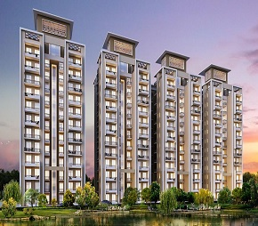 Central Park Flower Valley Aqua Front Towers, Sohna Sector 33, Gurgaon