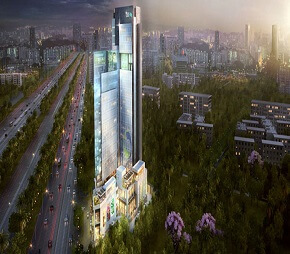 CHD Eway Towers Flagship
