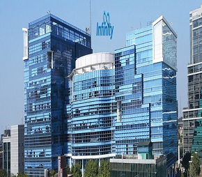 DLF Infinity Towers Flagship