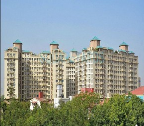 3 BHK 1370 Sq.Ft. Apartment in DLF Ridgewood Estate