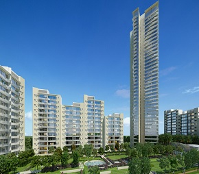 3 BHK + Servant Room 2050 Sq.Ft. Apartment in Ireo Skyon