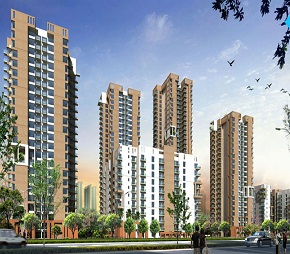 4 BHK + Servant Room  Apartment For Sale in Pioneer Park Phase 1