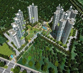 4 BHK  Apartment For Rent in Spaze Privvy The Address