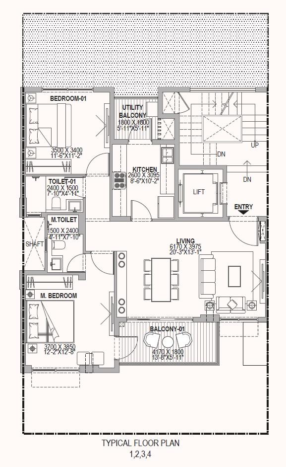 birla navya apartment 2bhk 894sqft41