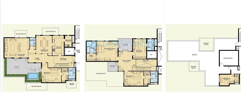clarion the legend penthouse 4bhk 4247sqft 1