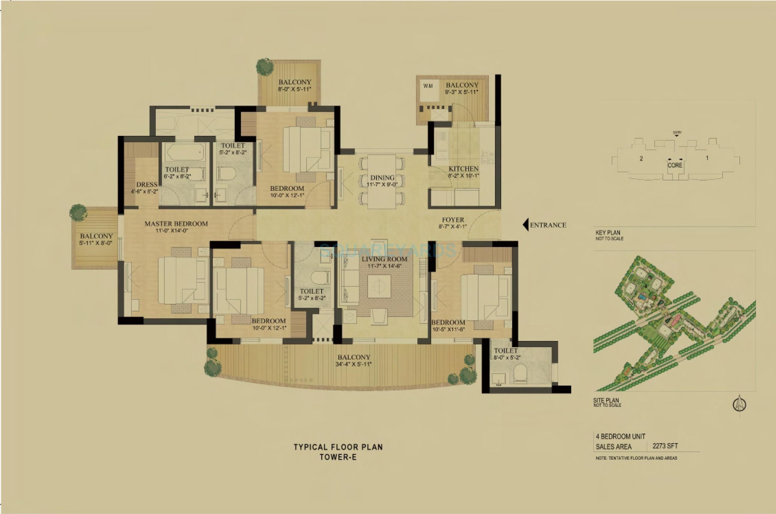 Dlf The Primus In Sector 82a Gurgaon Project Overview