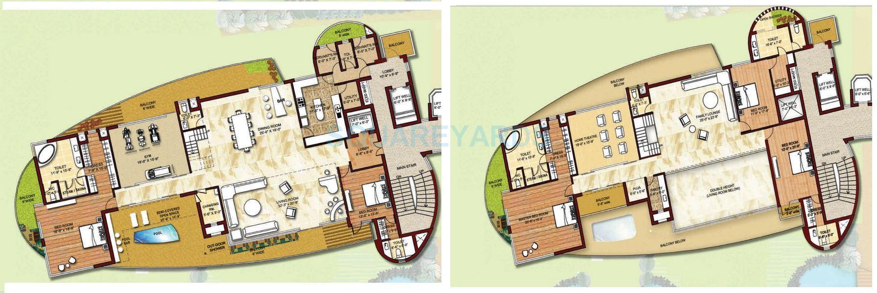 krrish provence estate penthouse 5bhk 10000sqft 1