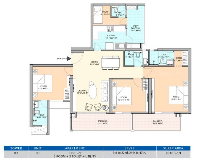 m3m heights apartment 3 bhk 2040sqft 20200926110903