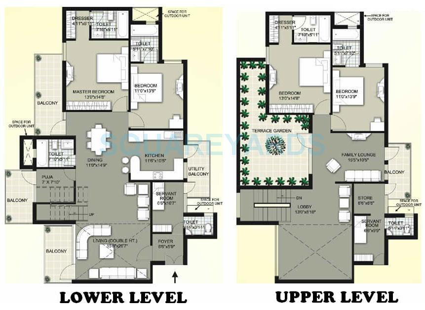 raheja atharva penthouse 4bhk 3655sqft 1