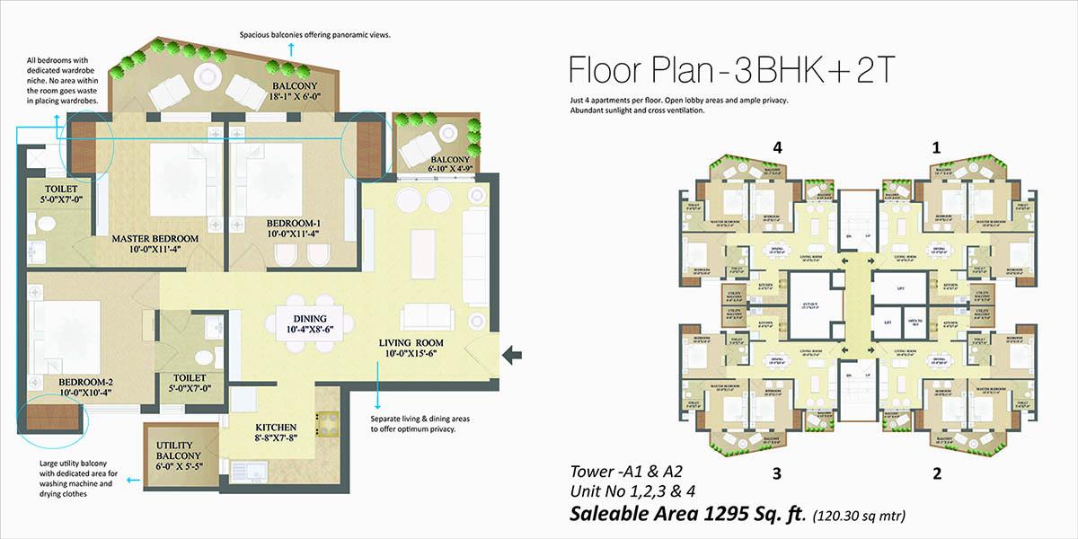 sare olympia apartment 3bhk 1295sqft 1