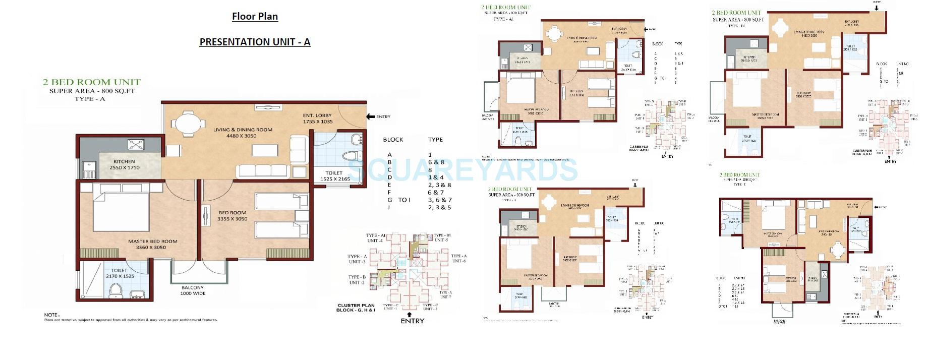 2 BHK 800 Sq. Ft. Apartment for Sale in Shree Vardhman Mantra at ...