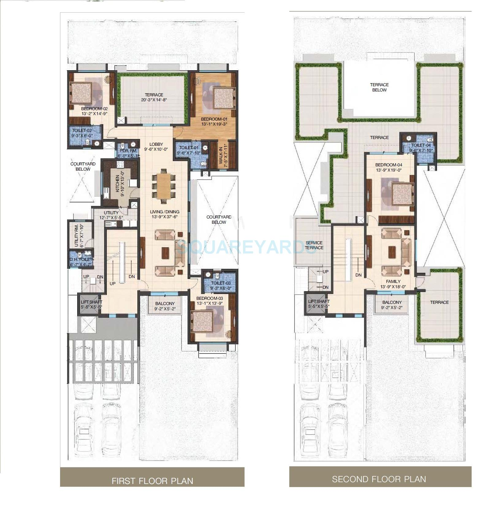 sobha international city phase 1 independent floor ff sf 4bhk 692sqft 1