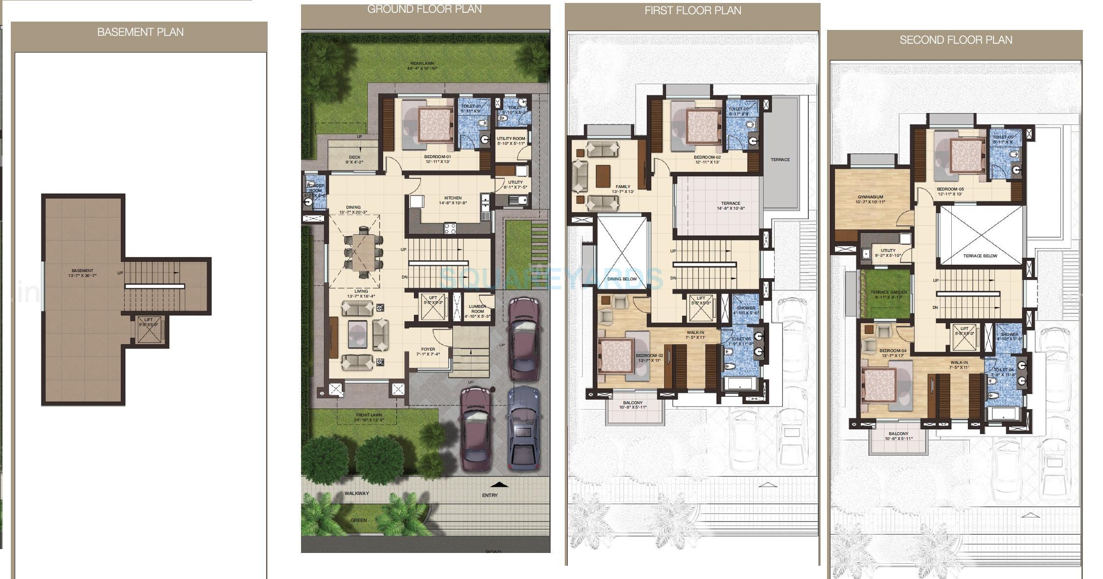 sobha international city phase 1 villa 5bhk 5816sqft 1