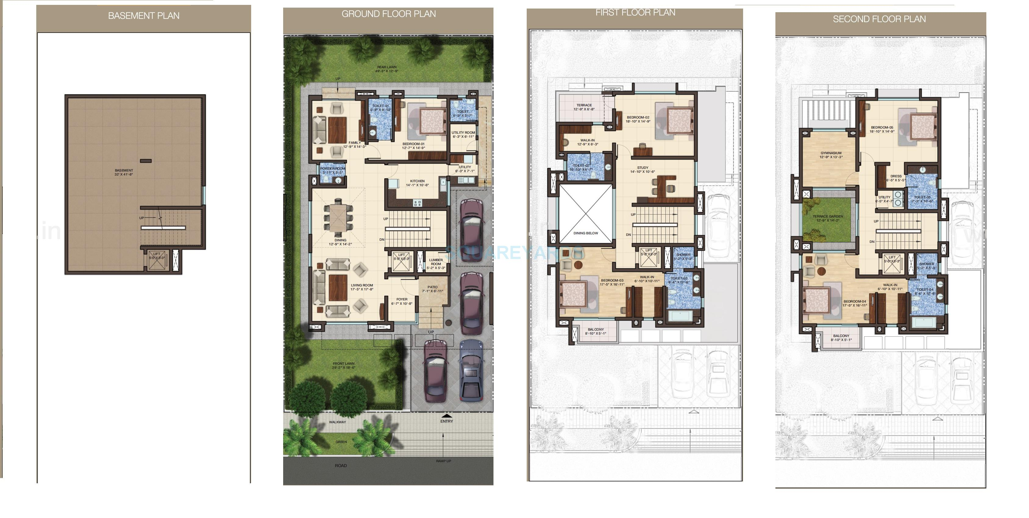 sobha international city phase2 villa 5bhk 7331sqft 1