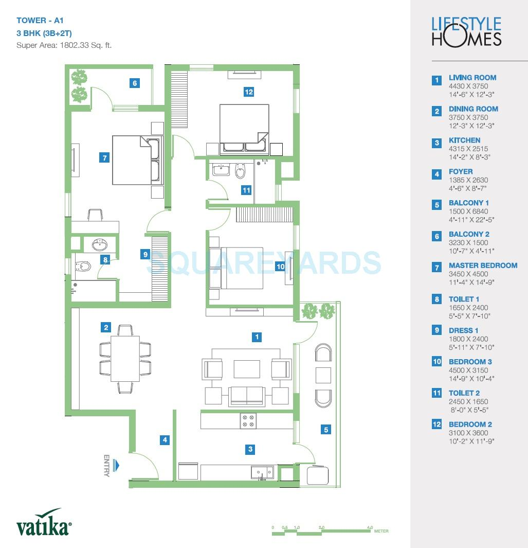 Lifestyle Homes Floor Plans