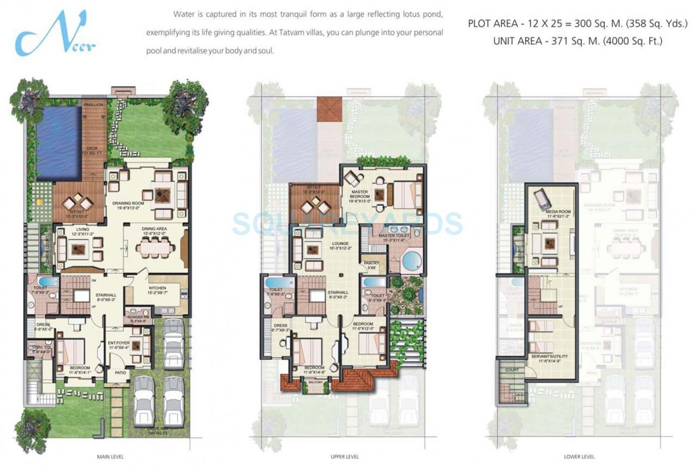 Plan construction villa for Construction villa