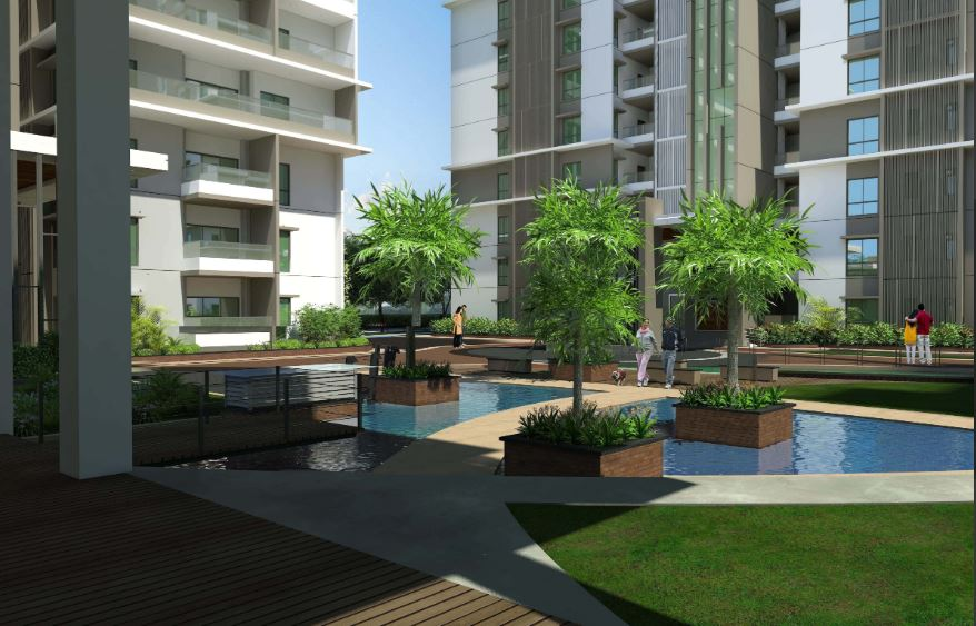 aparna one amenities features8