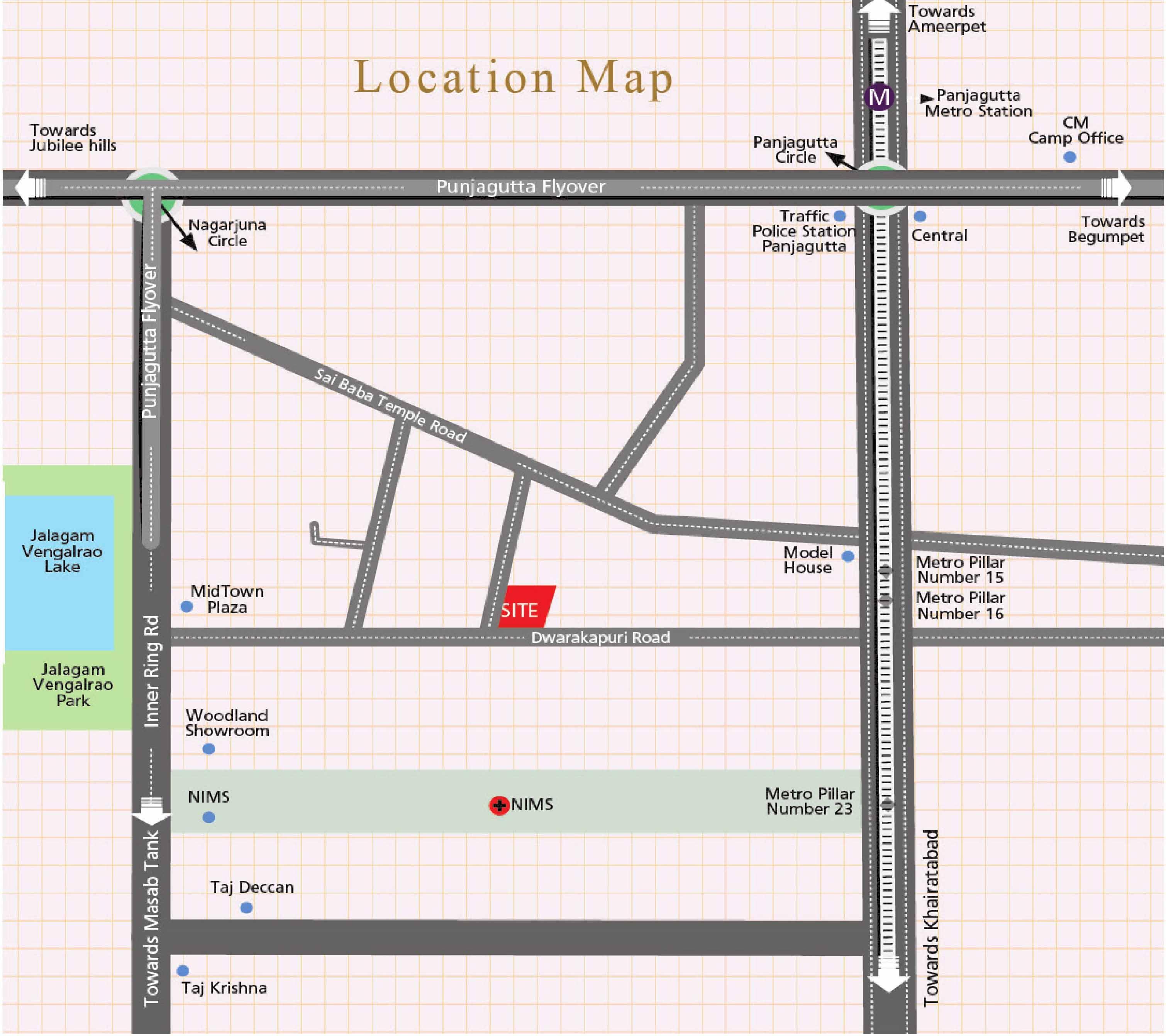 doyen crest project location image1