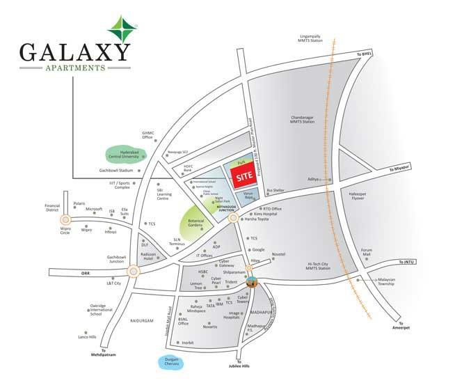 greenmark galaxy location image7