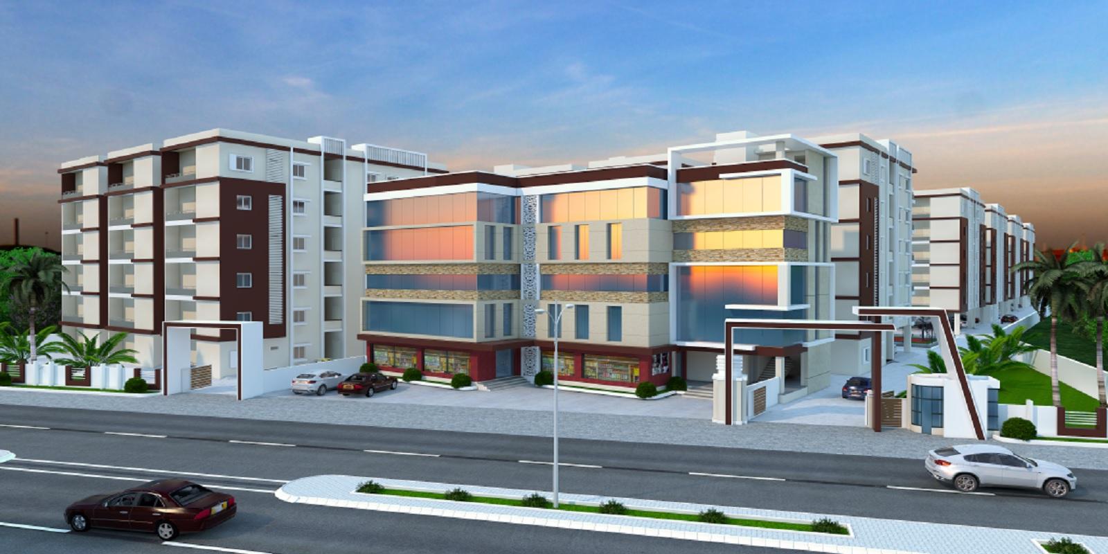 greenmetro tulasi bhagyanagar project project large image1