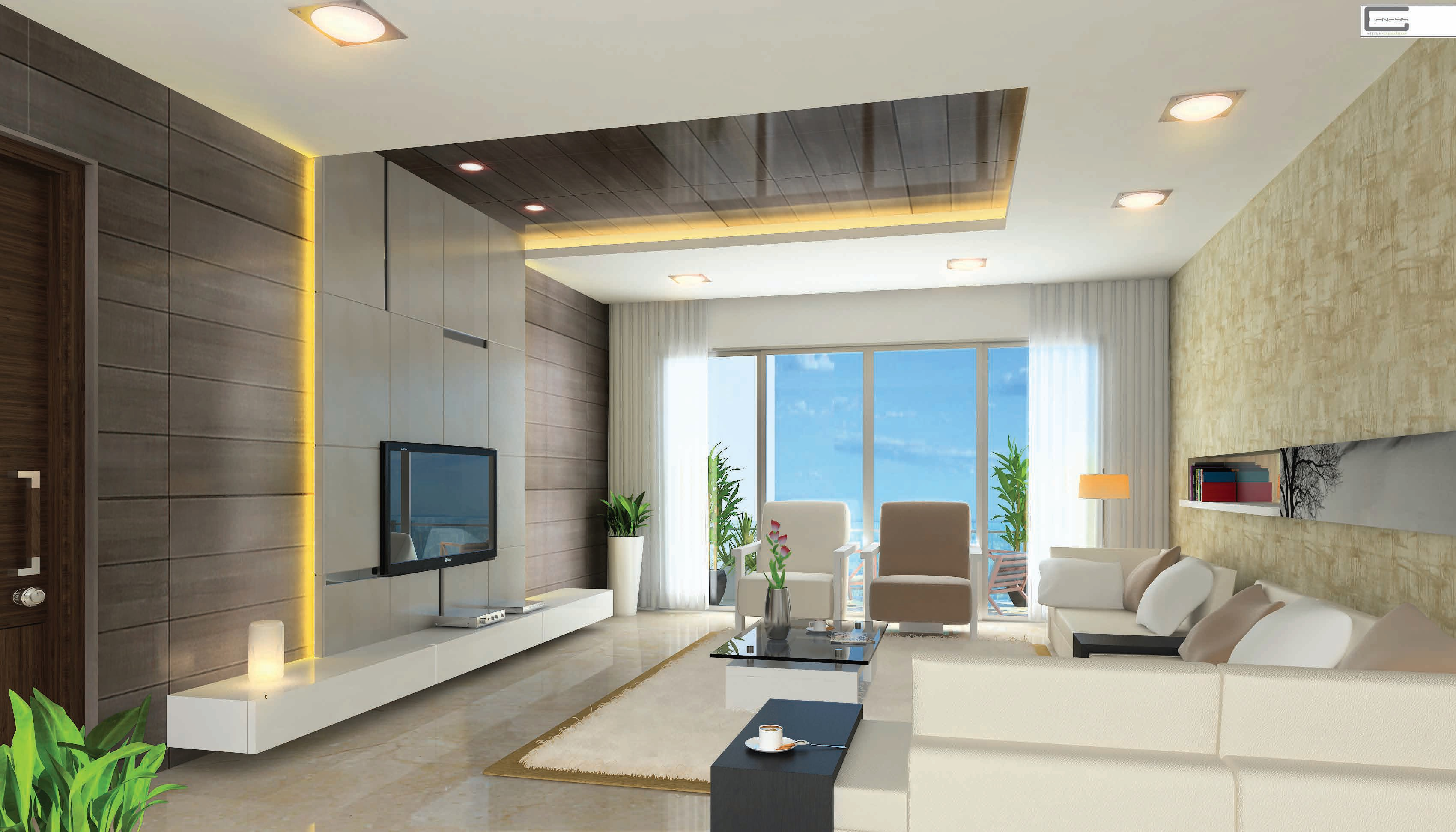 jayabheri the peak apartment interiors7