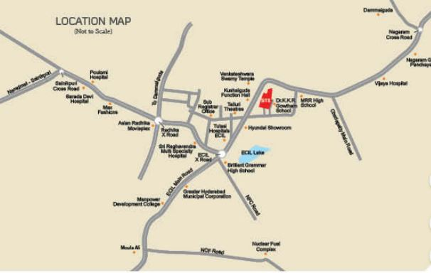 kamala amulya heights location image8
