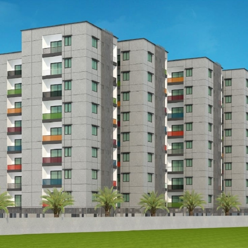 luxury gated community project project large image1
