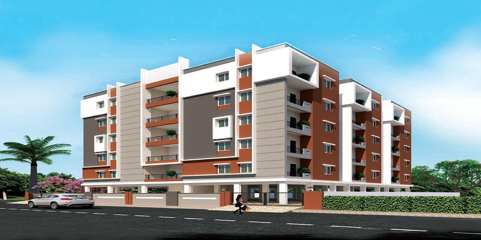 modi morning glory apartments project large image2