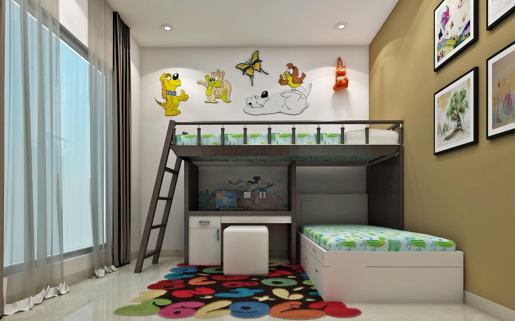 nebula aavaas hyderabad apartment interiors8