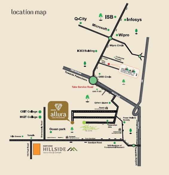 northstar allura location image6