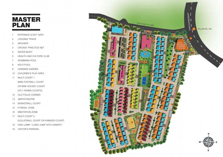 provident kenworth master plan image1