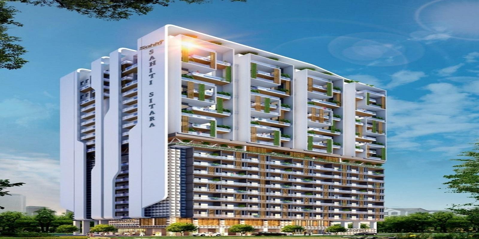 sahithi sitara residential project project large image1