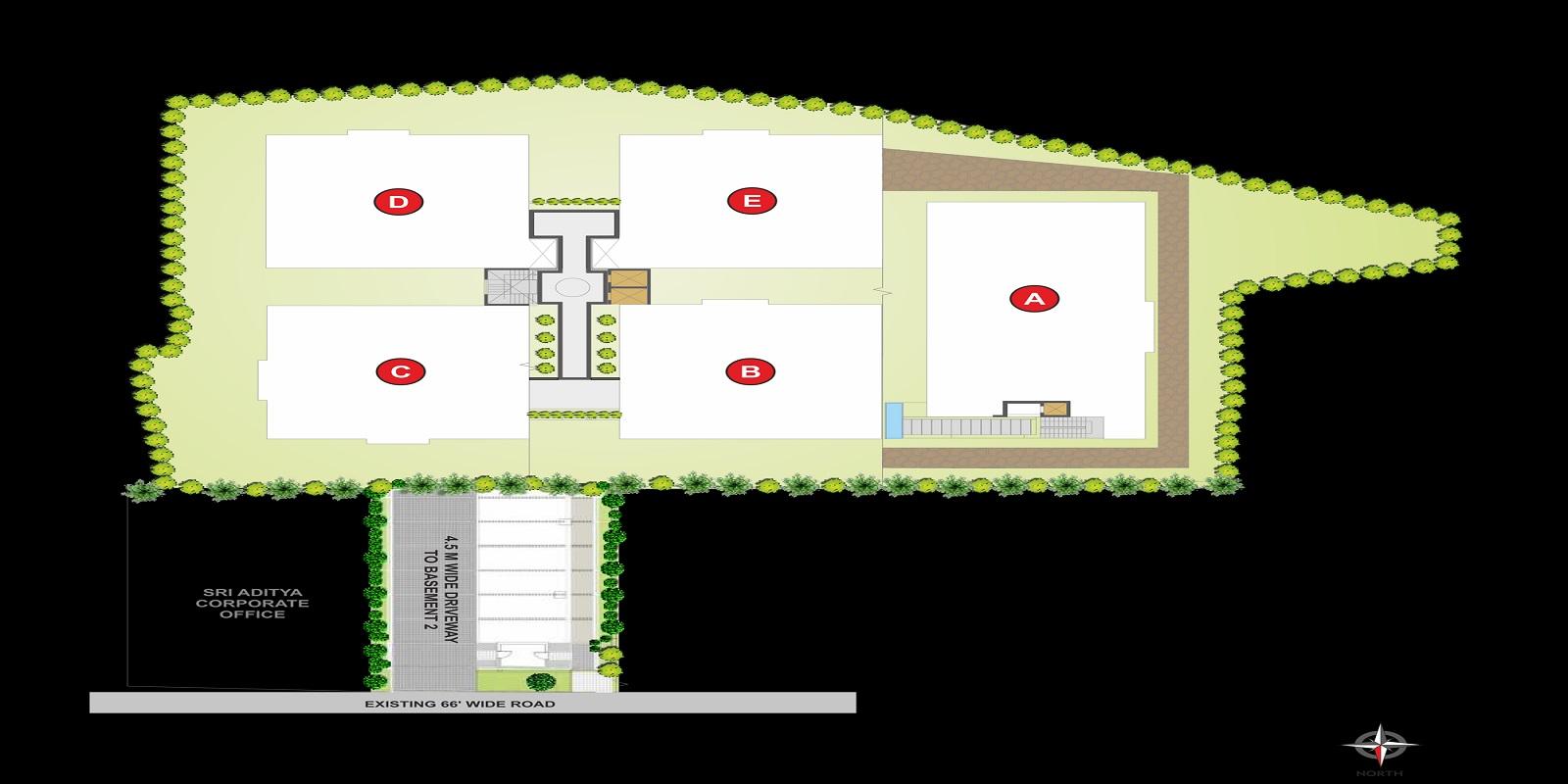 sri aditya lifestyle master plan image5